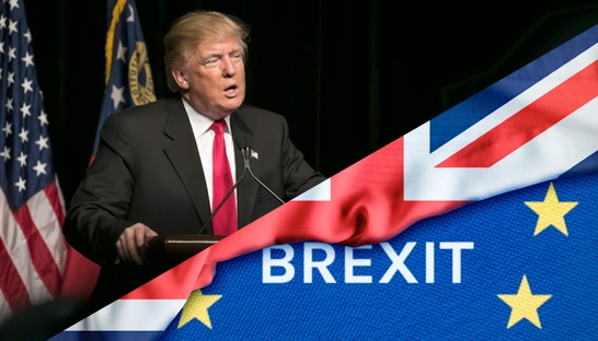 Trump and Brexit threaten economic stability of G7 countries