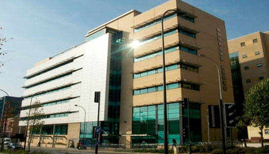 Mott MacDonald moves to new space in centre of Sheffield