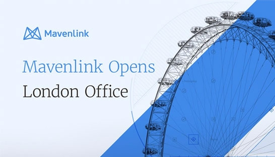 Mavenlink, SaaS provider for consultancies, opens an office in London