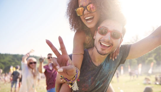 Top 10 largest music festivals in the UK