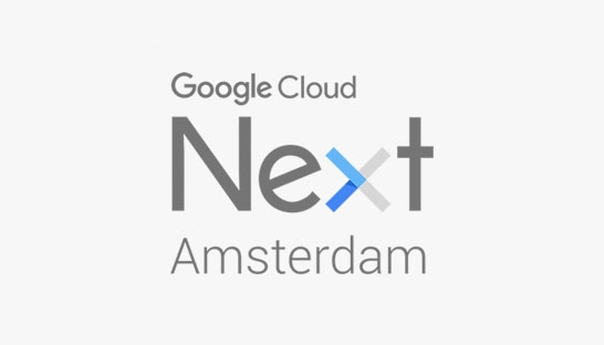 VOGSY key partner of Google Cloud Next conference | Amsterdam