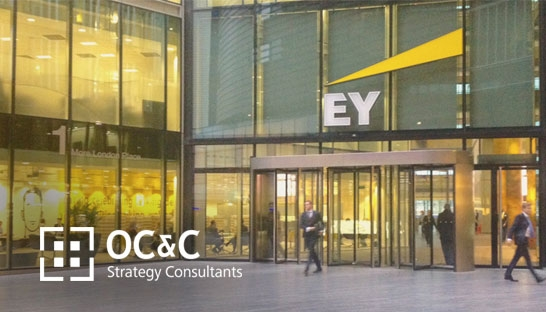EY allegedly moving to purchase OC&C Strategy Consultants