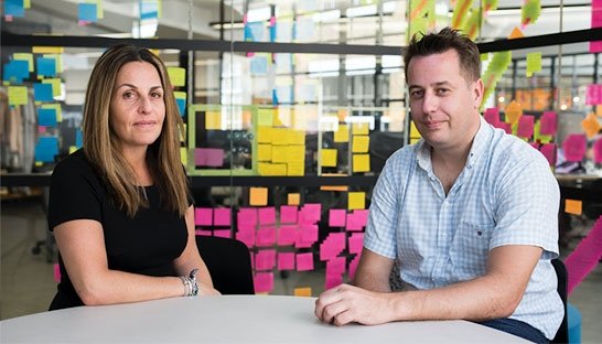 Matthew Clarke and Wendy Stonefield join Deloitte Digital from Amaze