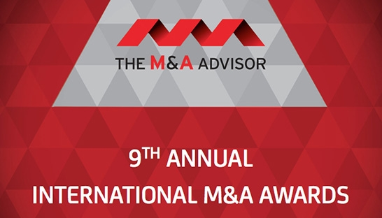 18 consulting firms scoop International M&A Advisor Awards