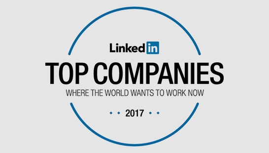 The 25 best companies to work for according to LinkedIn