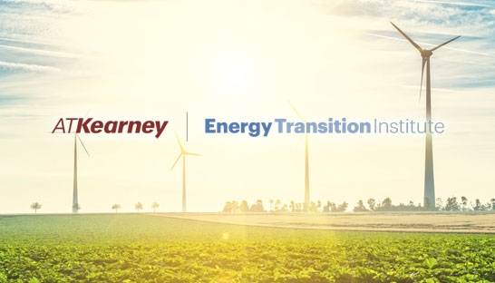 A.T. Kearney launches new Energy Transition Institute