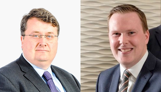 RSM promotes Stephen Green and appoints Ian Brown