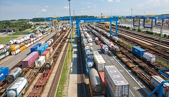Ecorys develops intermodal planner tool for KTL Ludwigshafen