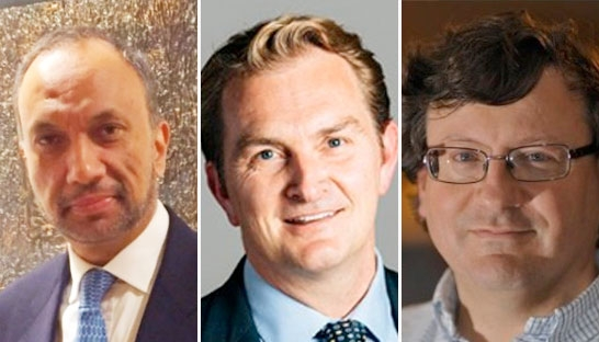 Sohail Qadri, Adam Bradley and David Eastwood join FTI in London