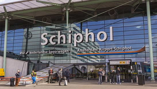 Engineering consultancies appointed to Schiphol expansion project