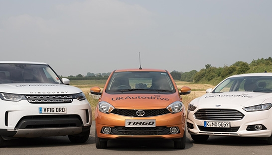 UK Autodrive consortium on its way to real-world testing