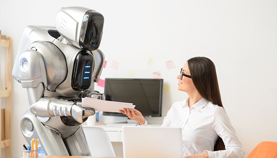 Office workers positive over AI but bosses must invest in training