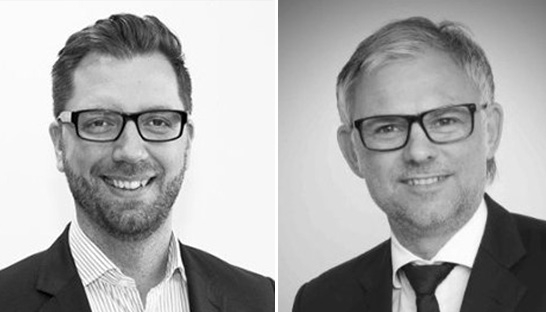 James Peskett and Andreas Perklitsch join Futurestep in EMEA