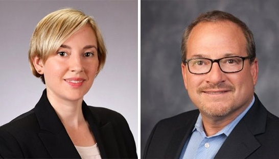 David Uffer and Caitilin Hamill join US consultancy Alira Health