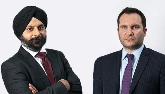 Brickendon promotes Harpreet Singh and Richard Cryer to executive level