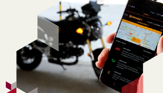 BearingPoint helps Continental develop new business model for motorcyclists