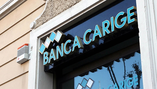 Bain advising Italian Banca Carige over ?1.2 billion bad debt