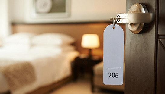 Hotel industry enjoys revenue growth on supply constraints