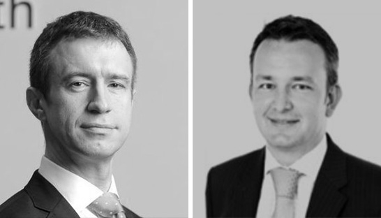Grant Thornton promotes Alistair Wardell and Trefor Griffith
