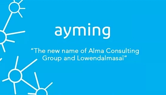 Alma Consulting Group and Lowendalmasai rebrand as Ayming
