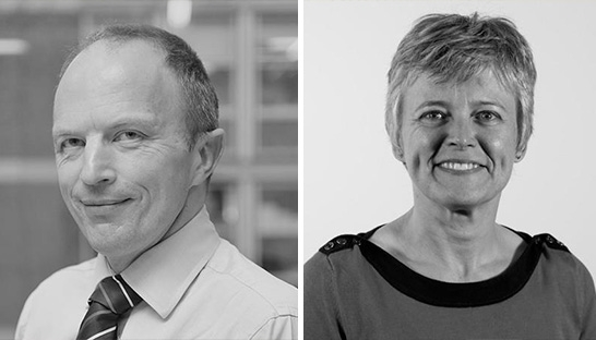 Arup elevates veterans Stefan Sanders and Anna Squire