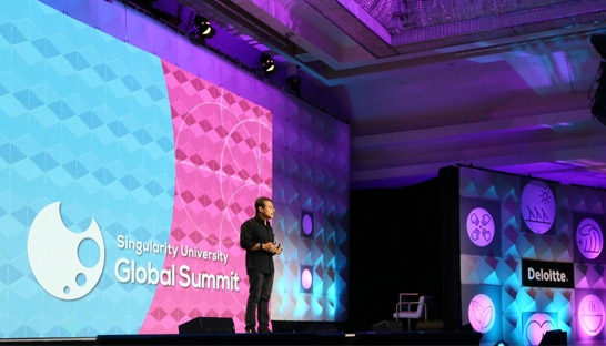 Deloitte premier partner of Singularity University Global Summit