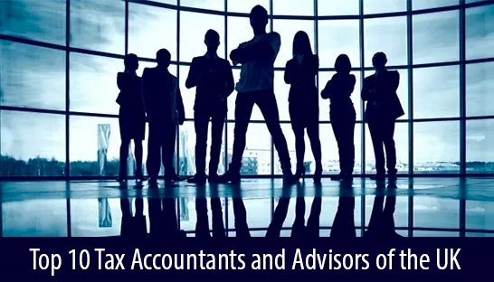 The top 10 tax accountants and advisors of the UK