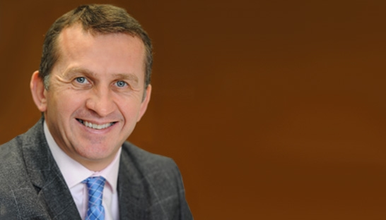Nigel Bostock takes the helm at Crowe Clark Whitehill