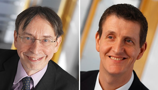 Eric Wilkinson succeeds Alan Richardson as Cambridge Consultants CEO