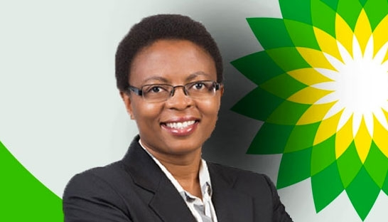 EY alumnus Priscillah Mabelane is BP's first black female CEO