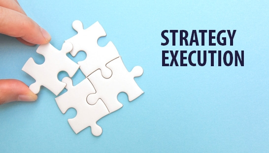 Four building blocks essential for successful strategy execution