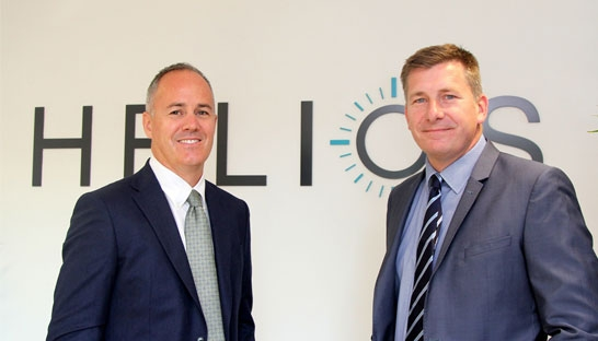 Garyth Lofthouse and Huw Ross join aviation consulting firm Helios