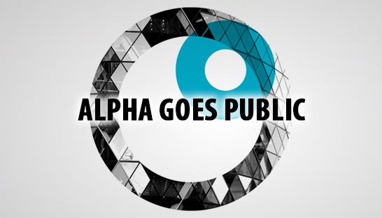 Alpha Financial Markets Consulting goes public to ramp up growth
