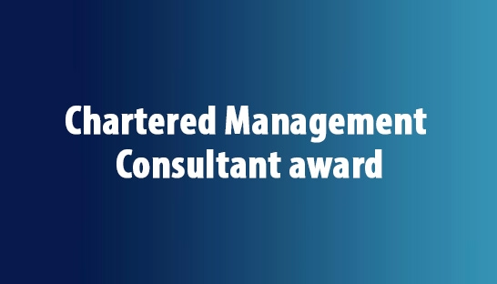 Management consultants can soon earn chartered status