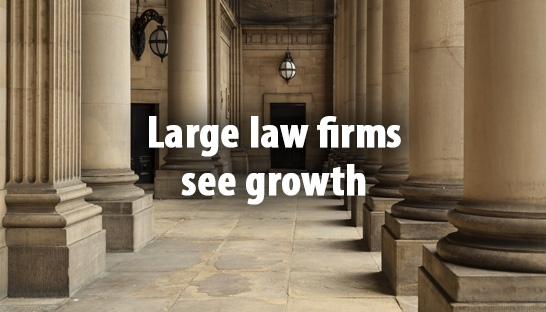 UK law firms see solid growth, London City lawyers outperform the rest