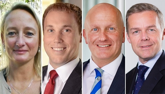 Senior appointments for Heidrick & Struggles in London and Zurich