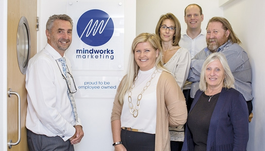 Marketing consultancy MindWorks transitions to employee-owned firm