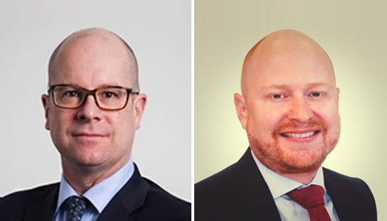 BDO appoints KPMG alumni Richard Barnwell and Steven Law as Partners