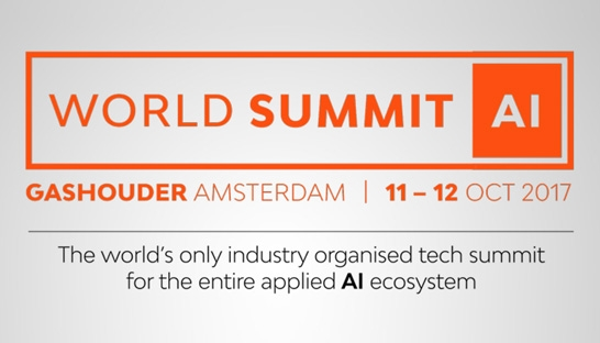 Advisors partner World Summit Artificial Intelligence