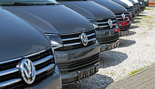 VW, Volvo en Renault most popular lease cars among consultants