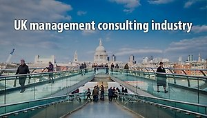 UK management consulting industry worth over £7 billion, says analyst