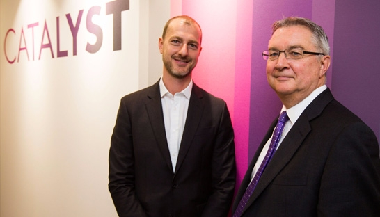 Financial services consultancy Catalyst secures Livingbridge investment