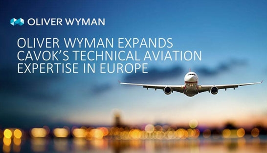 Oliver Wyman subsidiary Cavok acquires UK based aviation firm
