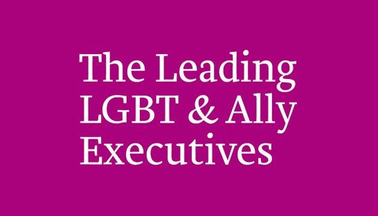 15 consulting industry figures amongst those named LGBT+ role models