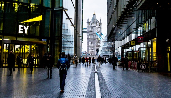EY UK & Ireland reports strong growth in revenue and consultant count