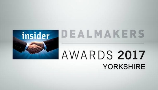 Corporate finance and M&A advisors compete for Yorkshire Awards