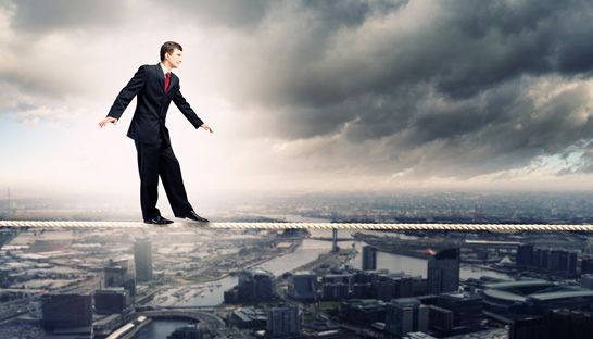 The top 10 business risks for executives and multinational companies