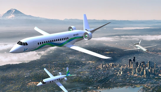 Increased pressure on aviation industry to transform to electric propulsion