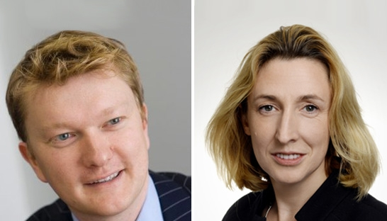 PwC promotes Ed Stacey and appoints Fiona Carpenter