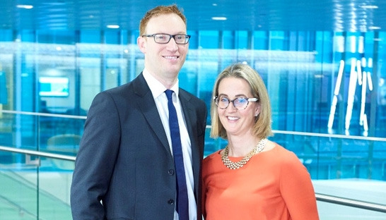 KPMG duo Katsouris and Ashbrook promoted to Partners